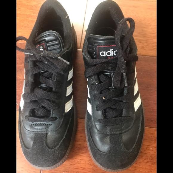 adidas Other - EUC Adidas Samba boys' Shoes - Size 3